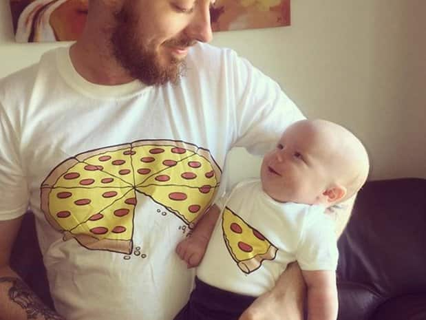 Pizza Partnerlook