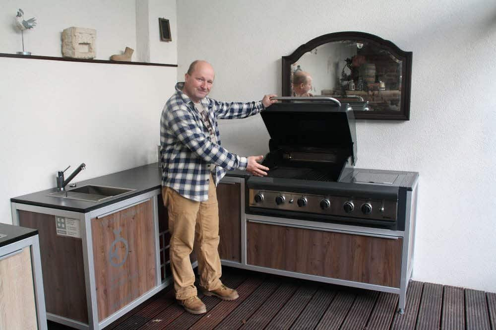 Outdoor Küche Erftstadt : Proks professional outdoor kitchen systems erftstädter tüftler